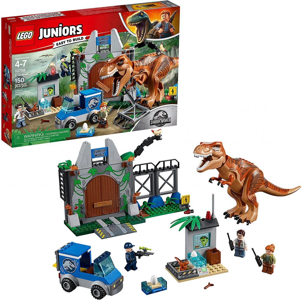 Best Lego set for 5 years and older children.
