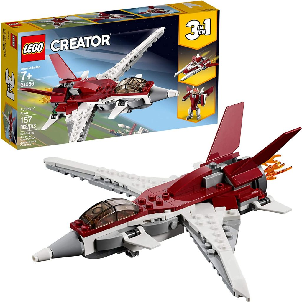 Best versatile Lego set for 6 -8 year olds.