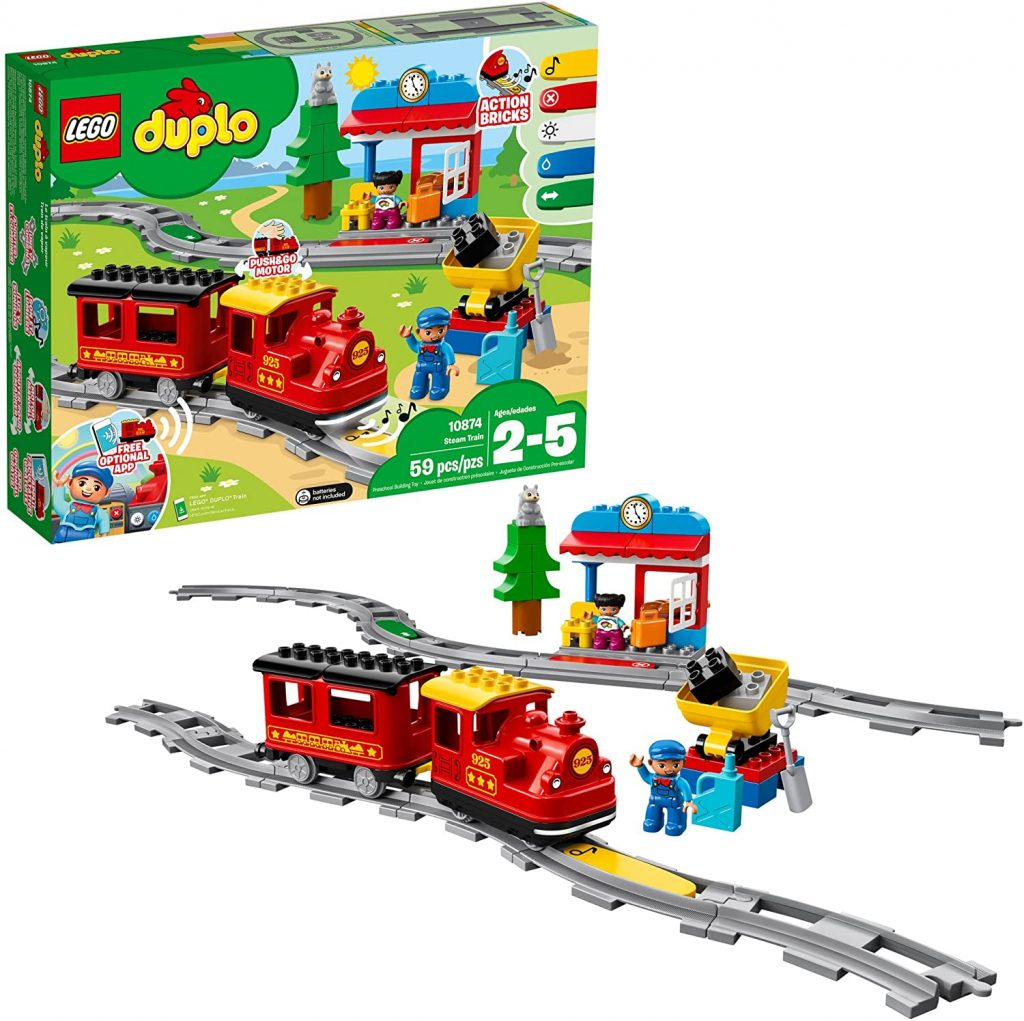 Best Lego set for age 3 to 5 years.