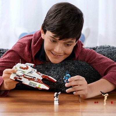 Kids building with Lego learn engineering skills for the future.